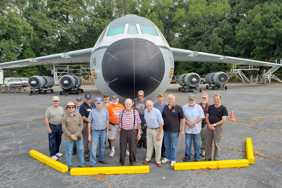 C-141 Project Team Aviation History and Technology Center